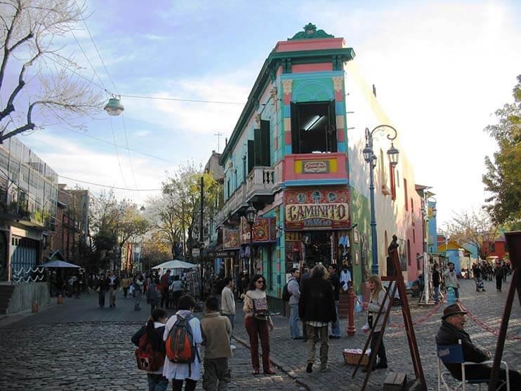 Lugares para Viajar: Argentina