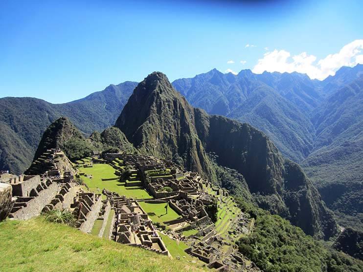 Ideia de Lugares para Viajar: Machu Picchu
