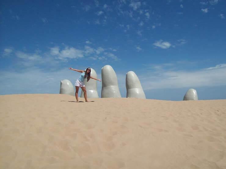 Ideia de Lugares para Viajar: Punta Del Este