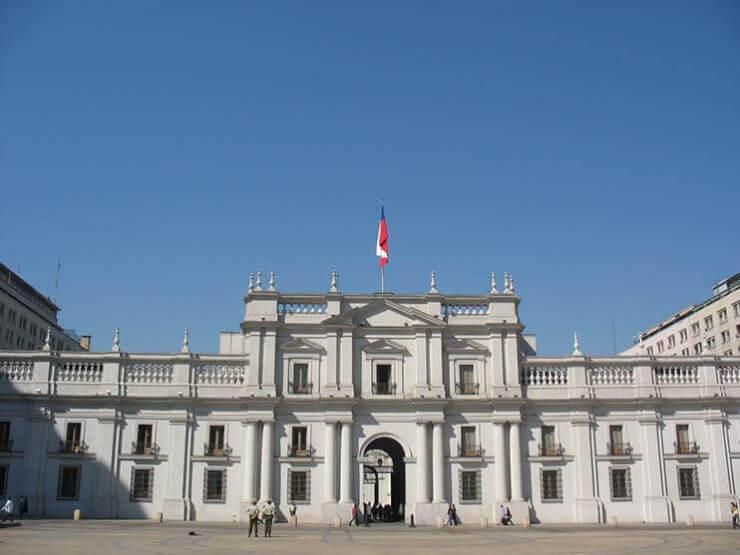 Ideia de Lugares para Viajar: Santiago