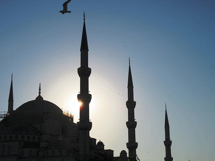 Roteiro Istambul Turquia