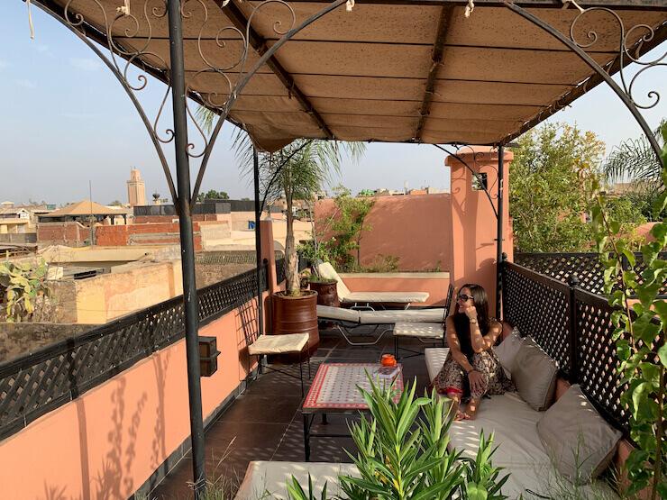 Onde se hospedar em Marrakesh