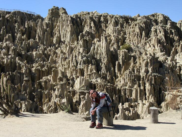 Vale de La Luna Bolivia