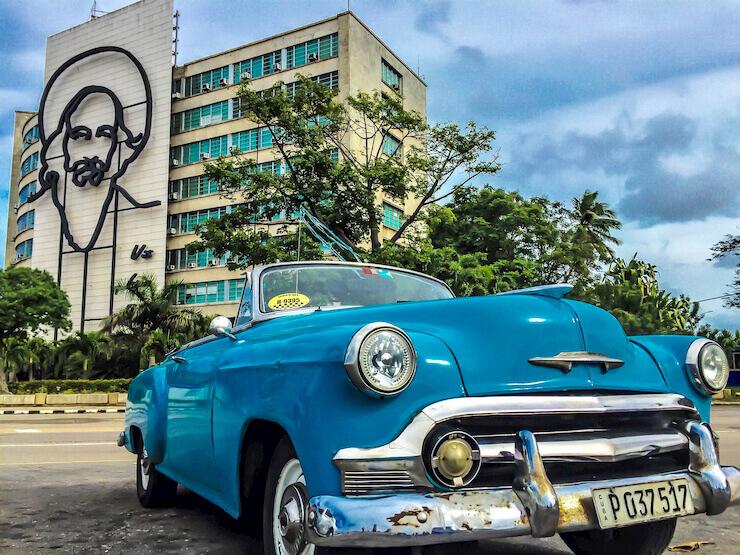 Camilo Cienfuegos Cuba