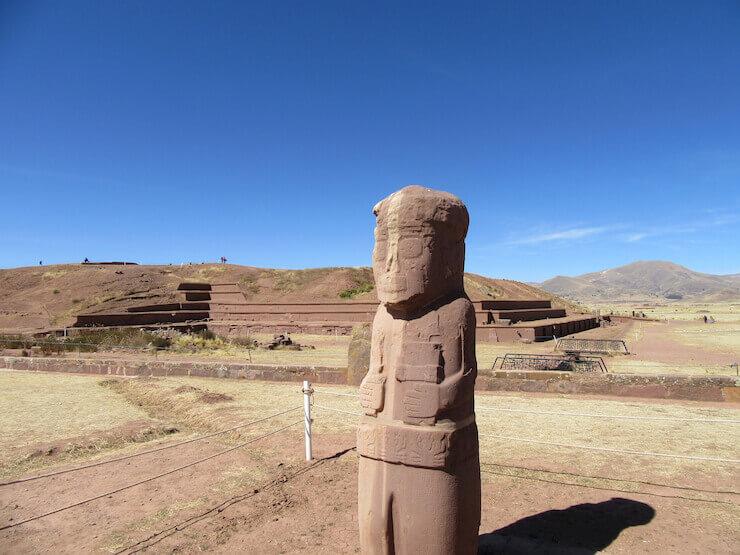 Tiwanaco Bolivia