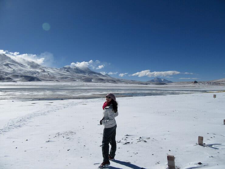 Laguna Hedionda Bolivia