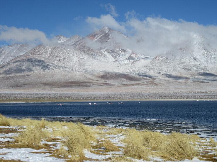 Laguna Canapa Bolivia