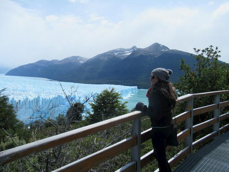 Passarelas Perito Moreno