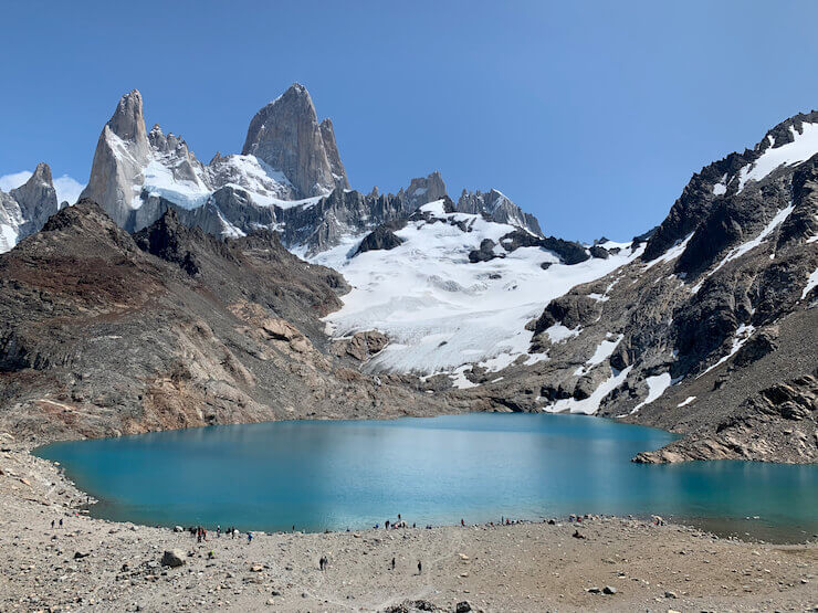Trilha Fitz Roy Patagonia