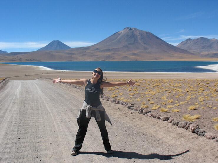 Atacama Cordilheira dos Andes