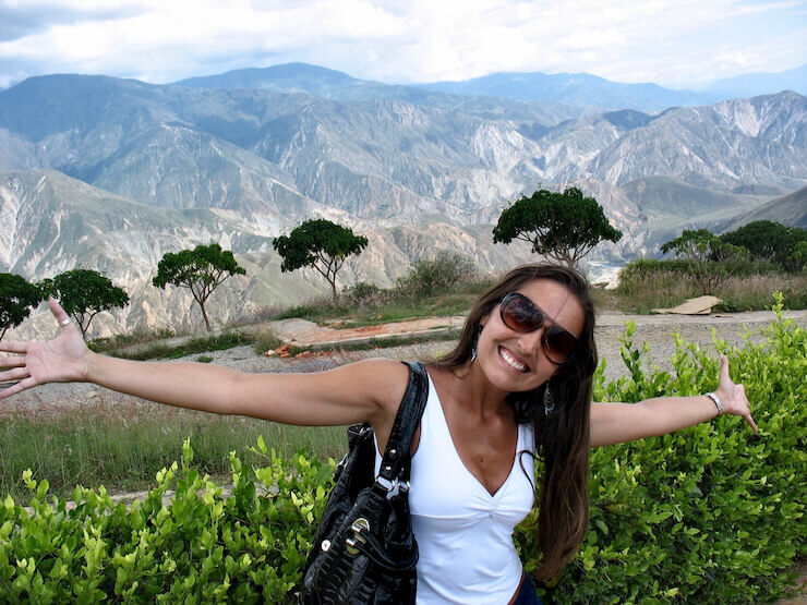 Canion Chicamocha Colombia