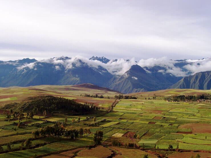 Andes Cuzco Peru