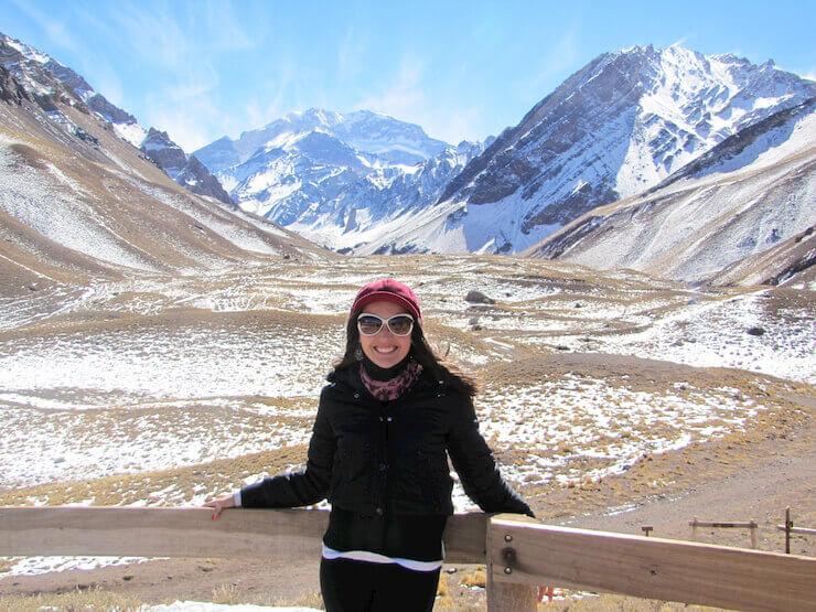 Mendoza Cordilheira dos Andes