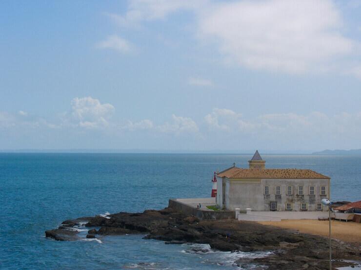 Ponta do Humaitá Salvador