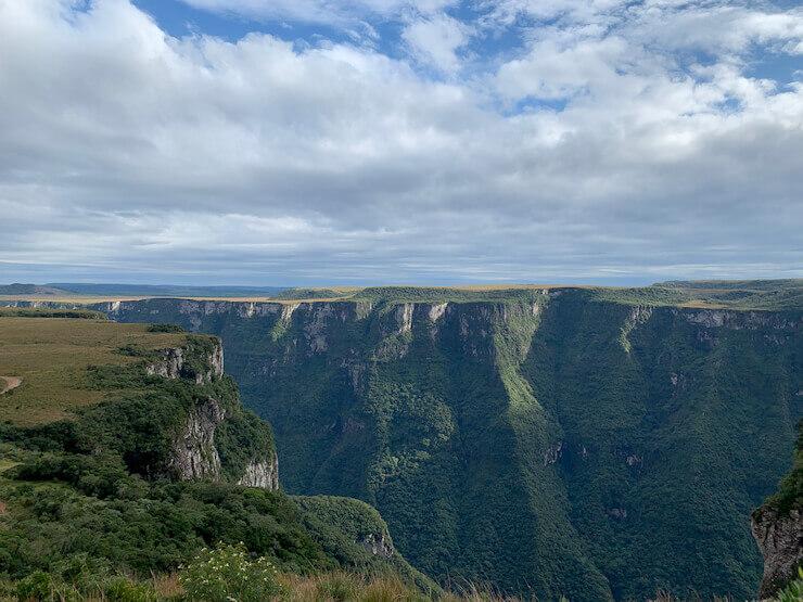 Serra Geral Canion