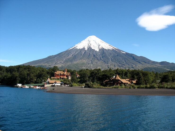 Petrohue Chile