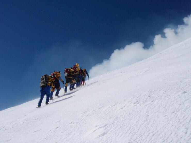 Vulcão Villarrica Pucón