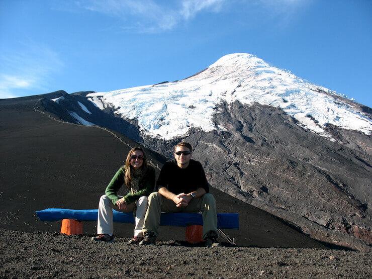 Cordilheira dos Andes Chile