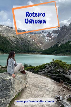 Pin Ushuaia