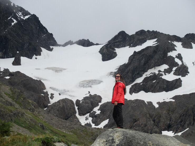 Glaciar Martial Roteiro Ushuaia