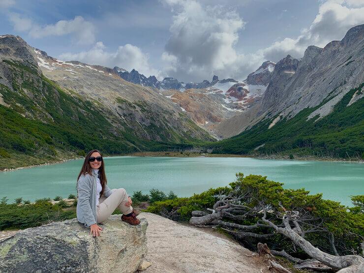 Laguna Esmeralda Patagonia