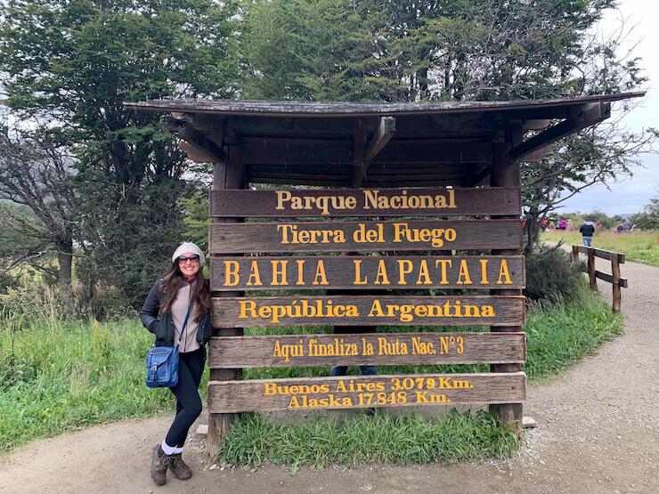 Bahia Lapataia Ushuaia