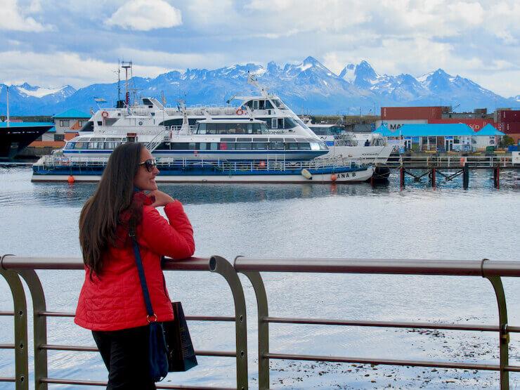 Porto Roteiro Ushuaia