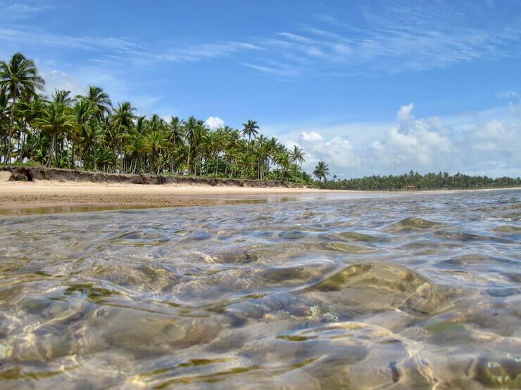 Praia de Algodões Maraú