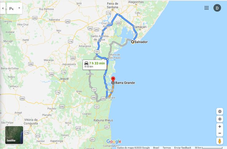 Maraú Bahia