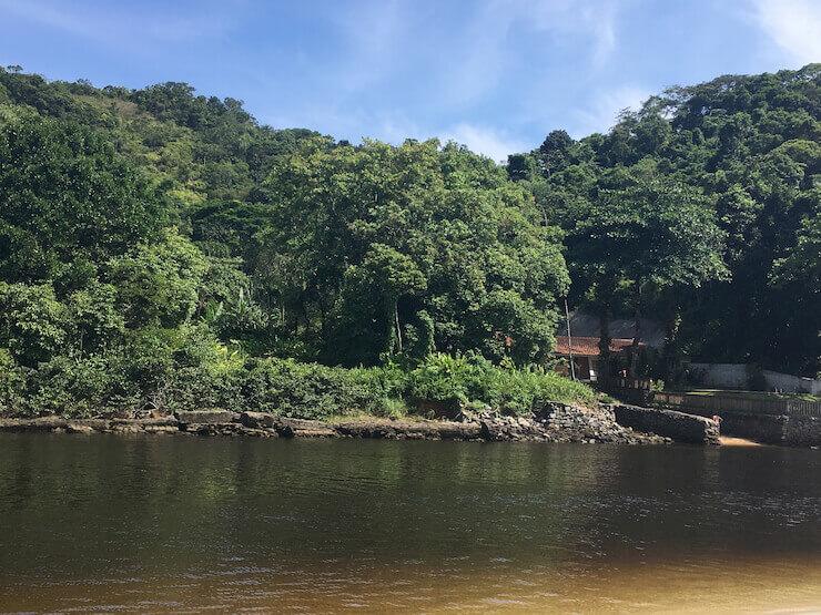 Rio Una são sebastião