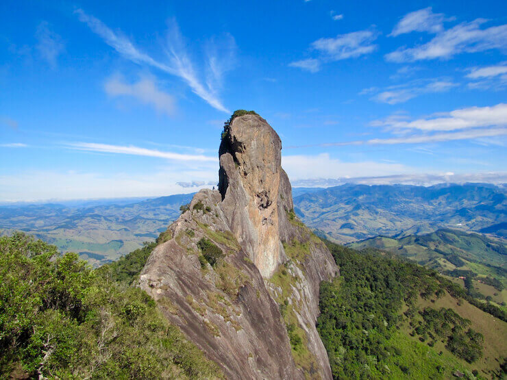 Cidades Serranas Pedra do Baú