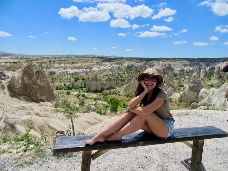 Love Valley Capadocia Turkey