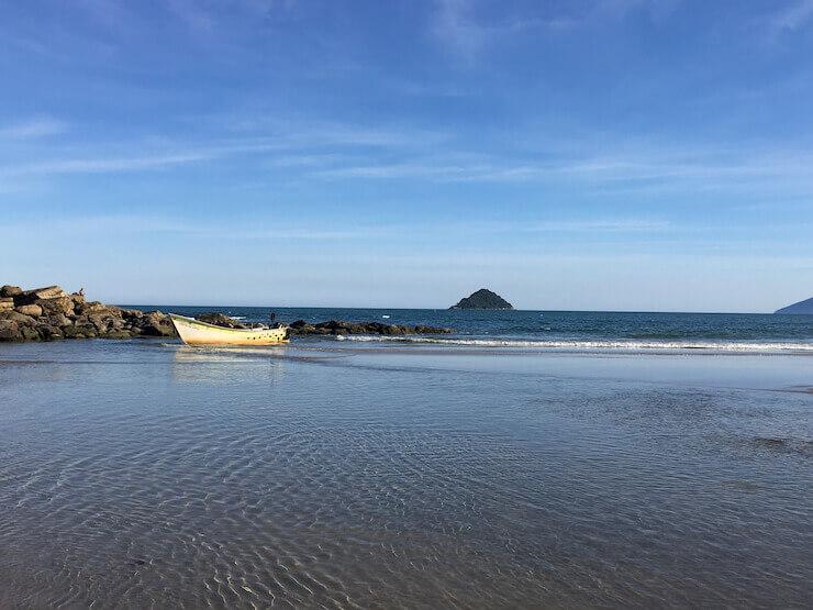 Praia de Camburi melhores praias de são sebastião