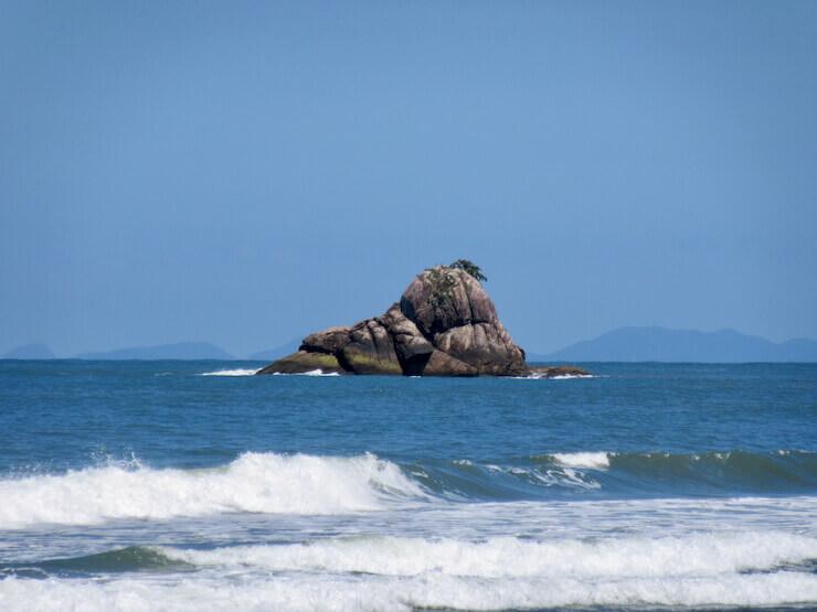 Praia de Juquehy São Sebastião