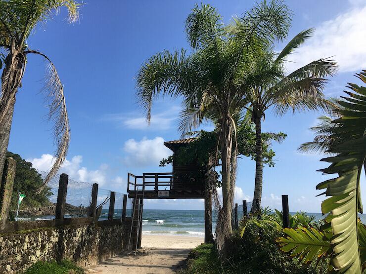 Praia do Engenho São Sebastião