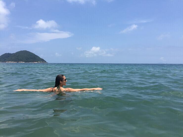 Toque Toque Grande Melhores praias de São Sebastião