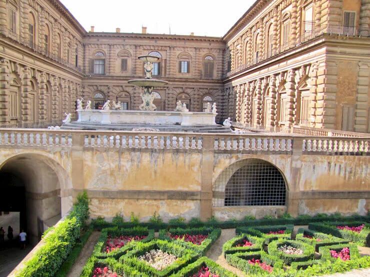 Dicas de Florença Palazzo Pitti