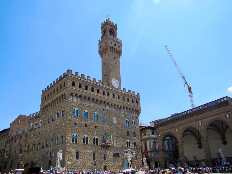 Palazzo Vecchio Dicas de Florença