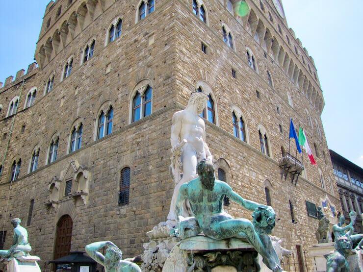 Dicas de Florença Piazza de la Signoria