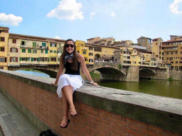 Dicas de Florença Ponte Vecchio