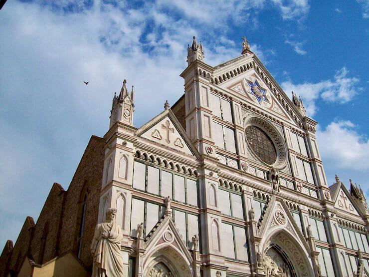 Dicas de Florença Santa Croce