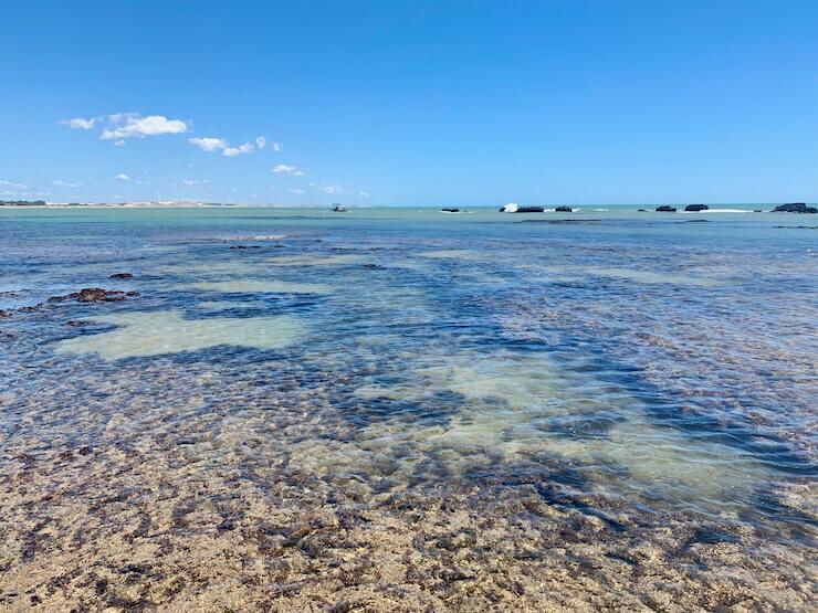 Praia de Flecheiras Ceará