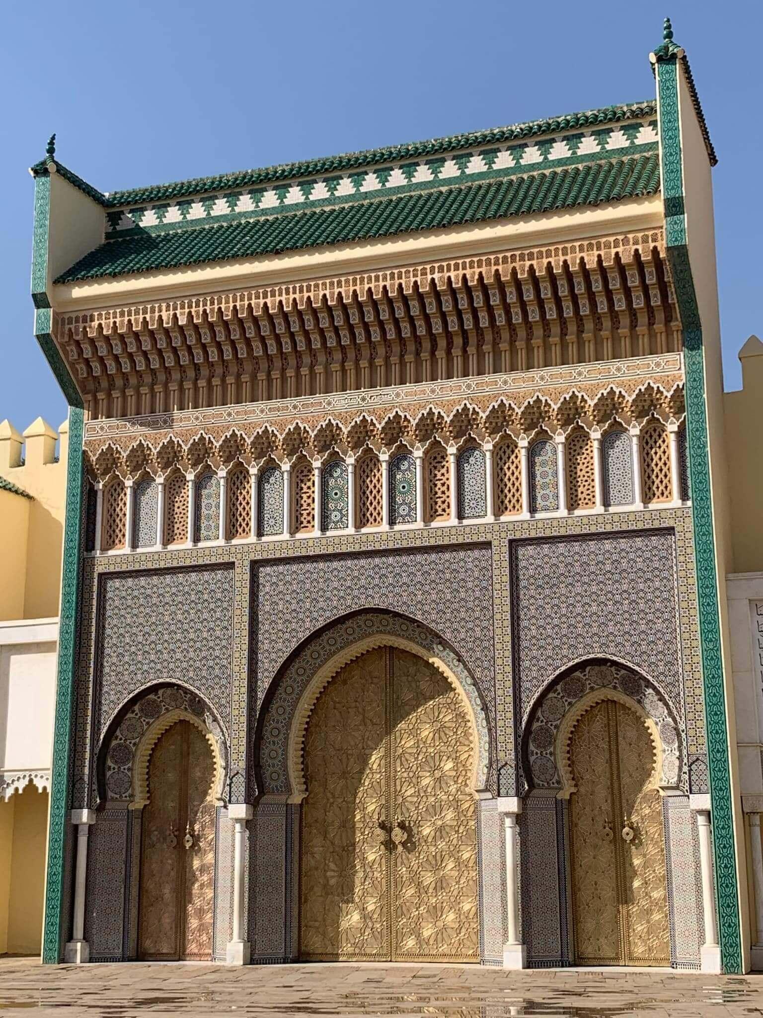 Marrocos Palacio Real