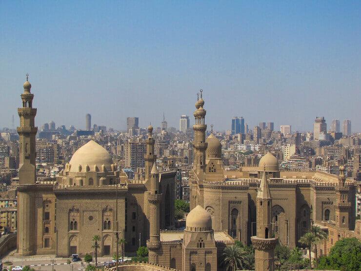 Mochilão Oriente Médio