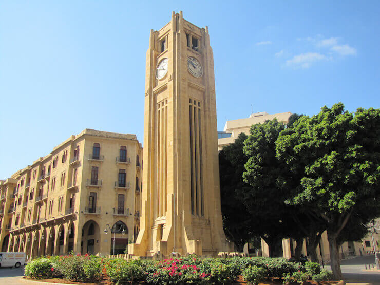 Beirute Líbano