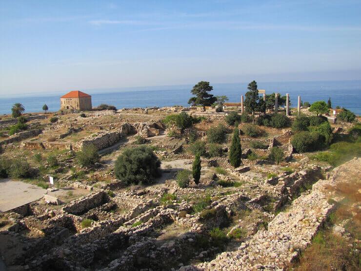 Byblos Líbano
