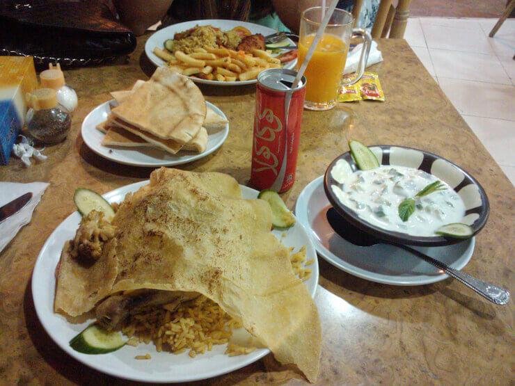 Petra Jordânia Kebab