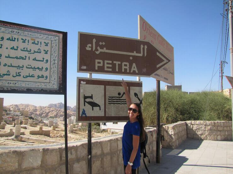 Mochilão Oriente Médio Petra
