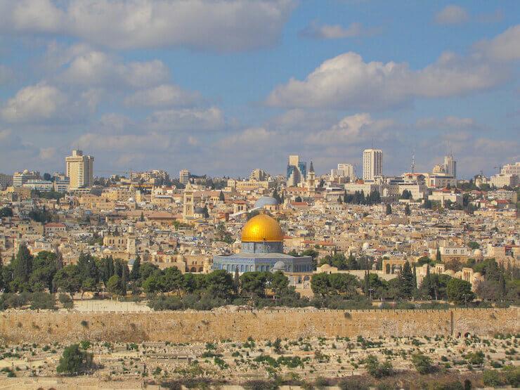 Mochilão Oriente Médio Jerusalém