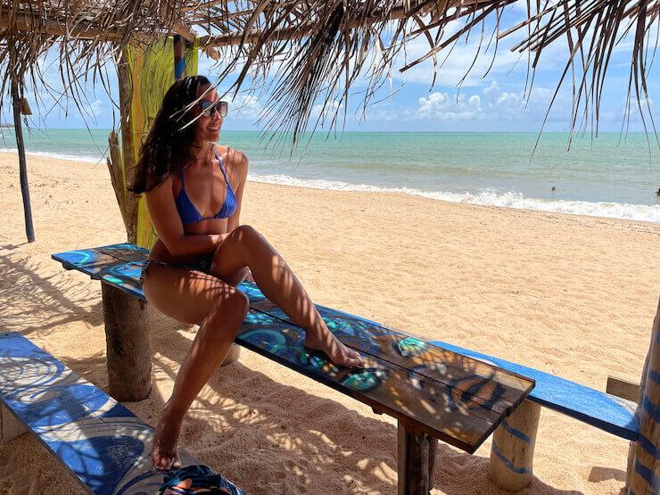 Viagem de carro para a Bahia
